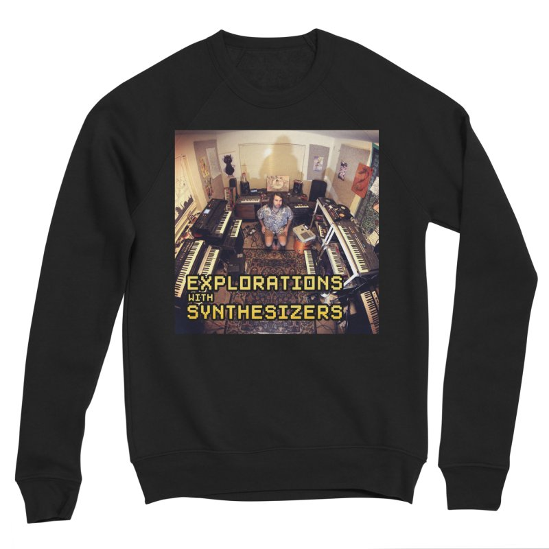 HUDSON GLOVER - EXPLORATIONS WITH SYNTHESIZERS Women's Sweatshirt by Phantom Wave