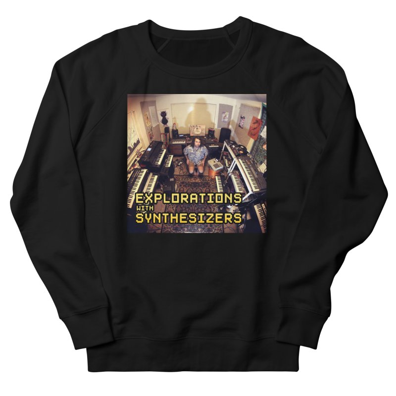 HUDSON GLOVER - EXPLORATIONS WITH SYNTHESIZERS Men's Sweatshirt by Phantom Wave