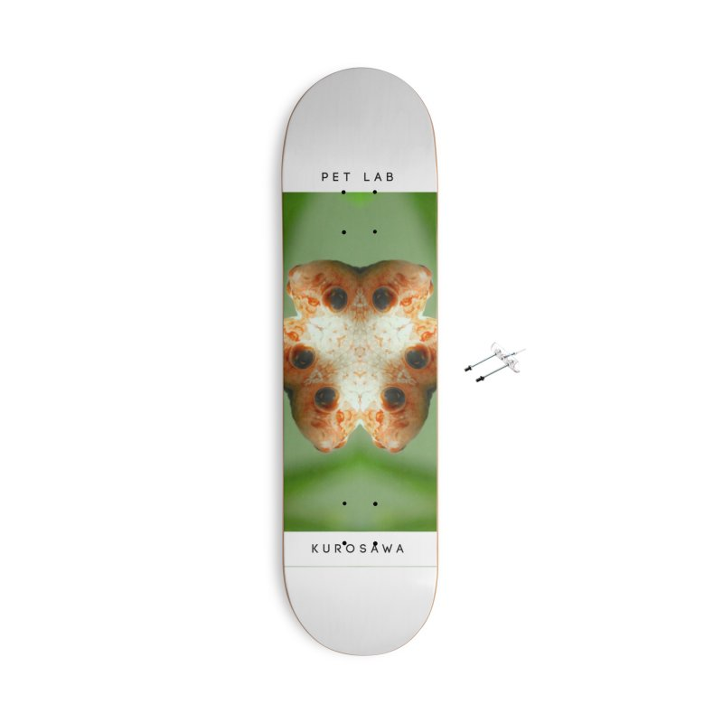 PET LAB - KUROSAWA Accessories Skateboard by Phantom Wave