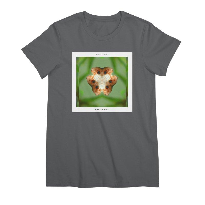 PET LAB - KUROSAWA Women's T-Shirt by Phantom Wave