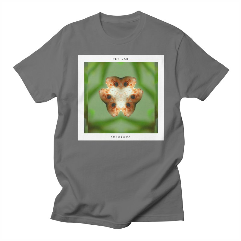 PET LAB - KUROSAWA Men's T-Shirt by Phantom Wave
