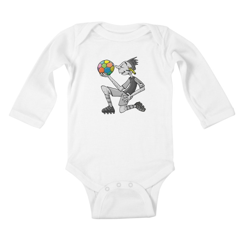 magic Kids Baby Longsleeve Bodysuit by phermad's Shop