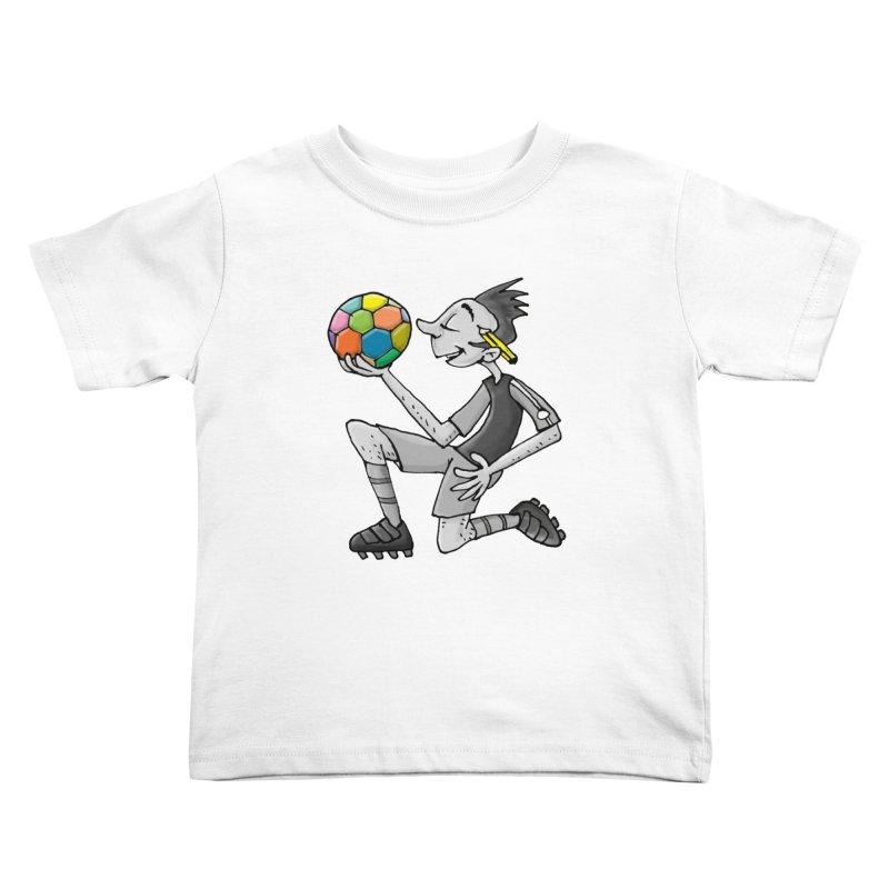 magic Kids Toddler T-Shirt by phermad's Shop