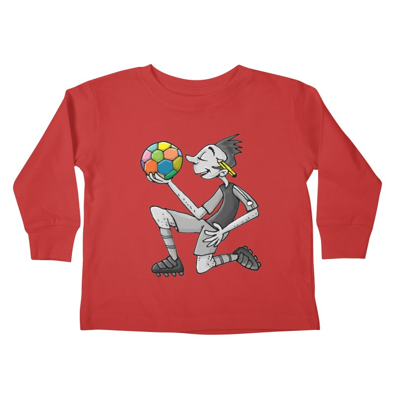 magic Kids Toddler Longsleeve T-Shirt by phermad's Shop