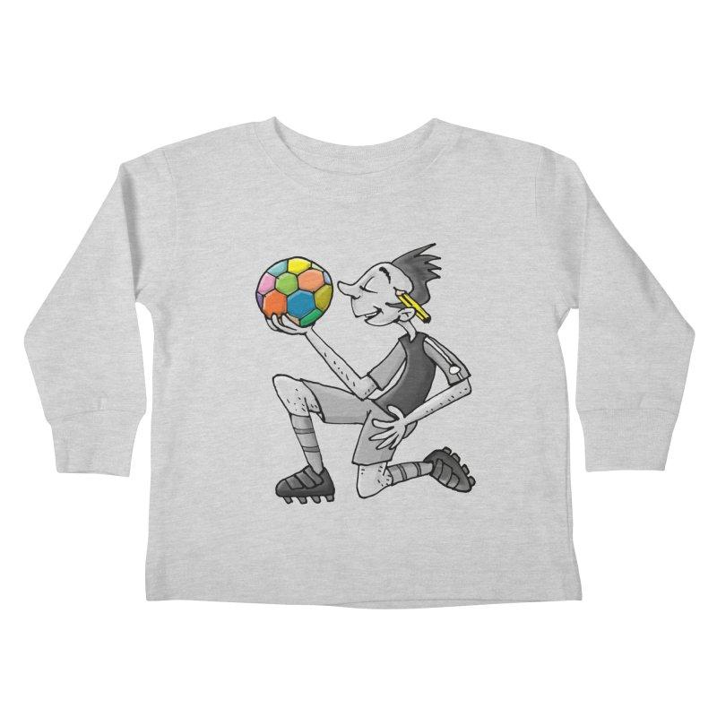 magic Kids Toddler Longsleeve T-Shirt by phermad's Shop