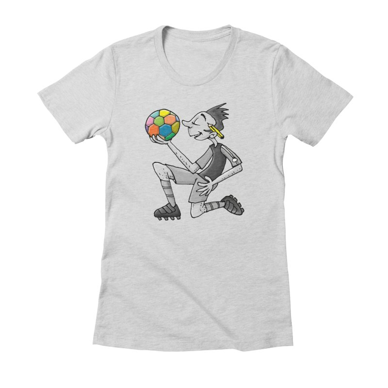 magic Women's Fitted T-Shirt by phermad's Shop