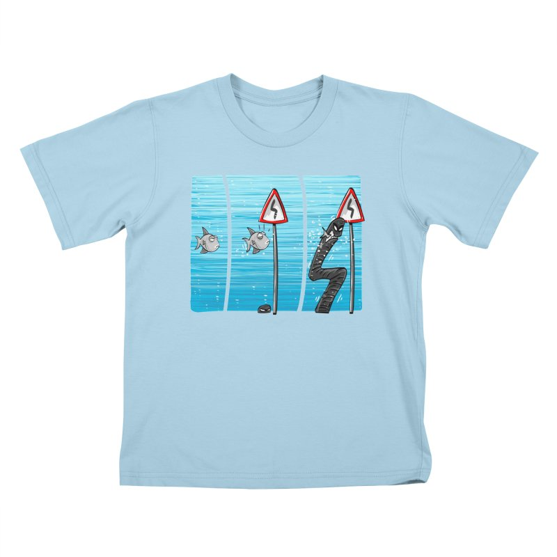 good rails Kids T-Shirt by phermad's Shop
