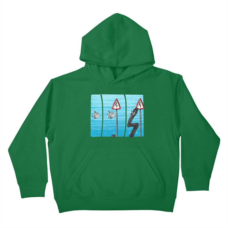 good rails Kids Pullover Hoody by phermad's Shop