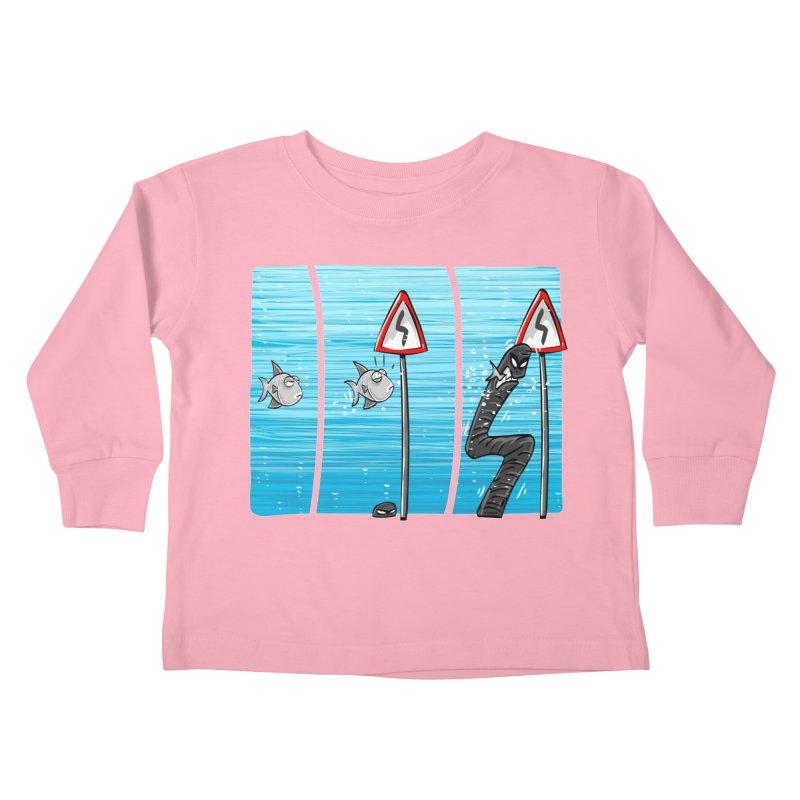 good rails Kids Toddler Longsleeve T-Shirt by phermad's Shop