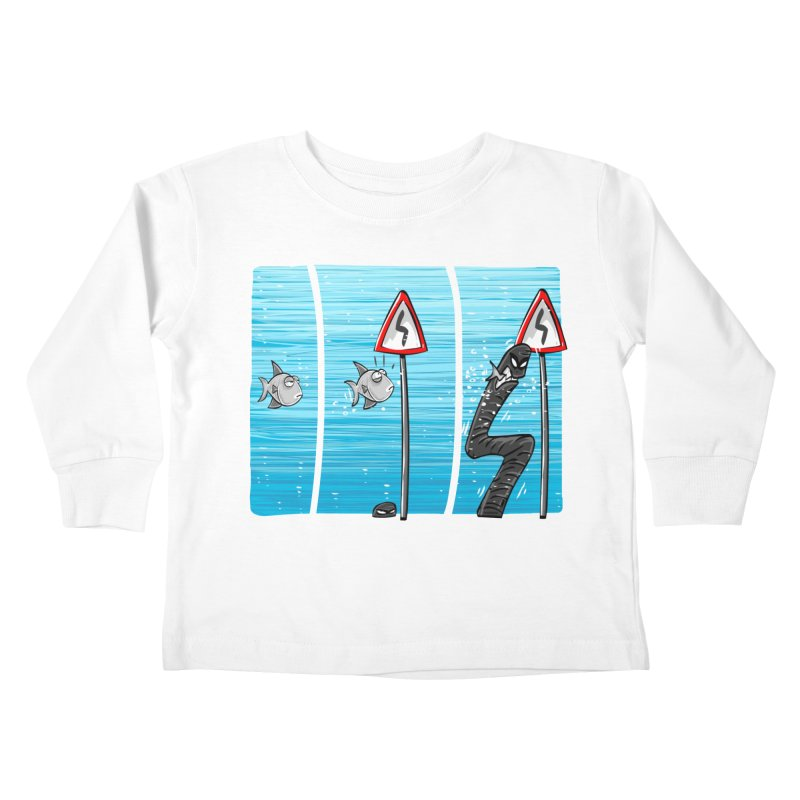 good rails Kids Toddler Longsleeve T-Shirt by phermad's Shop