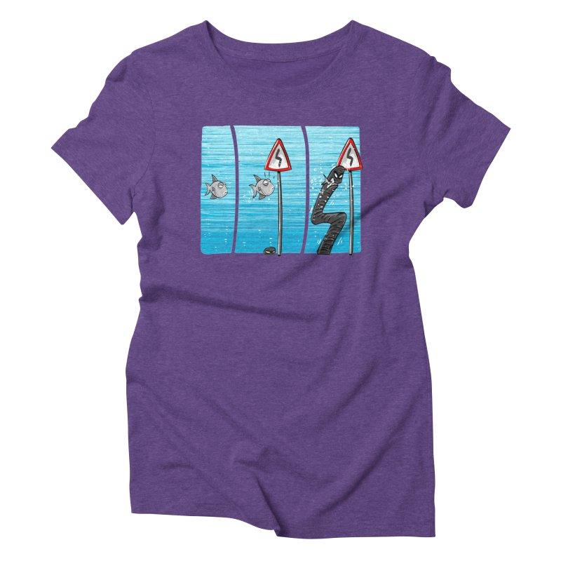 good rails Women's Triblend T-Shirt by phermad's Shop