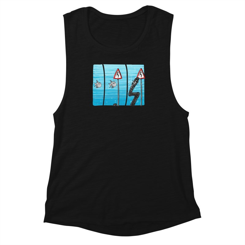 good rails Women's Muscle Tank by phermad's Shop