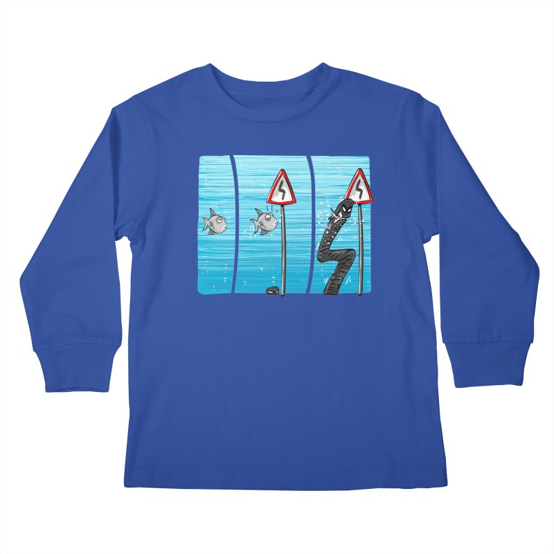 good rails Kids Longsleeve T-Shirt by phermad's Shop
