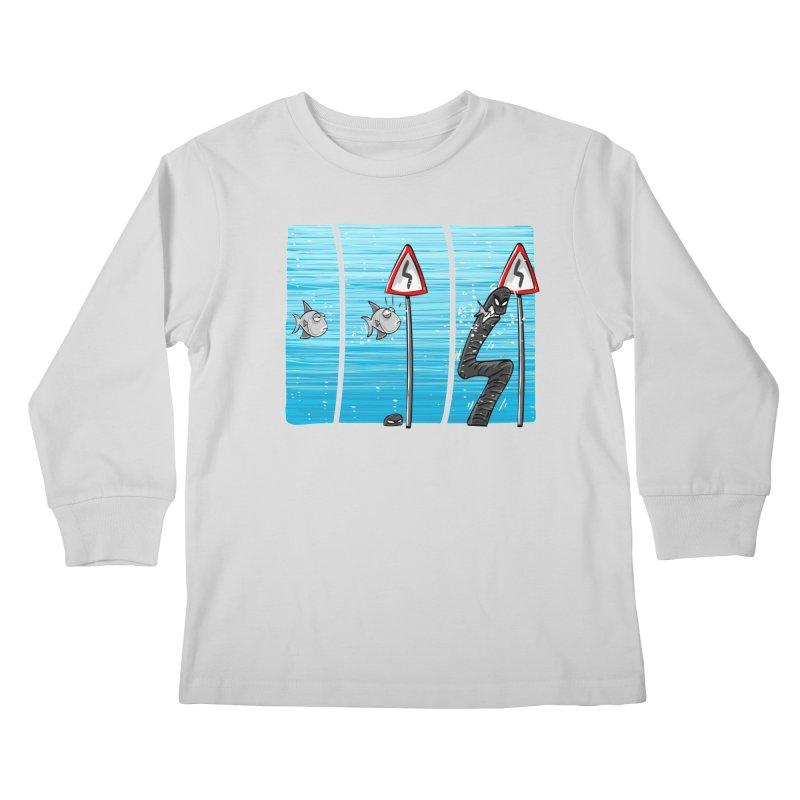 good rails Kids Longsleeve T-Shirt by phermad's Shop