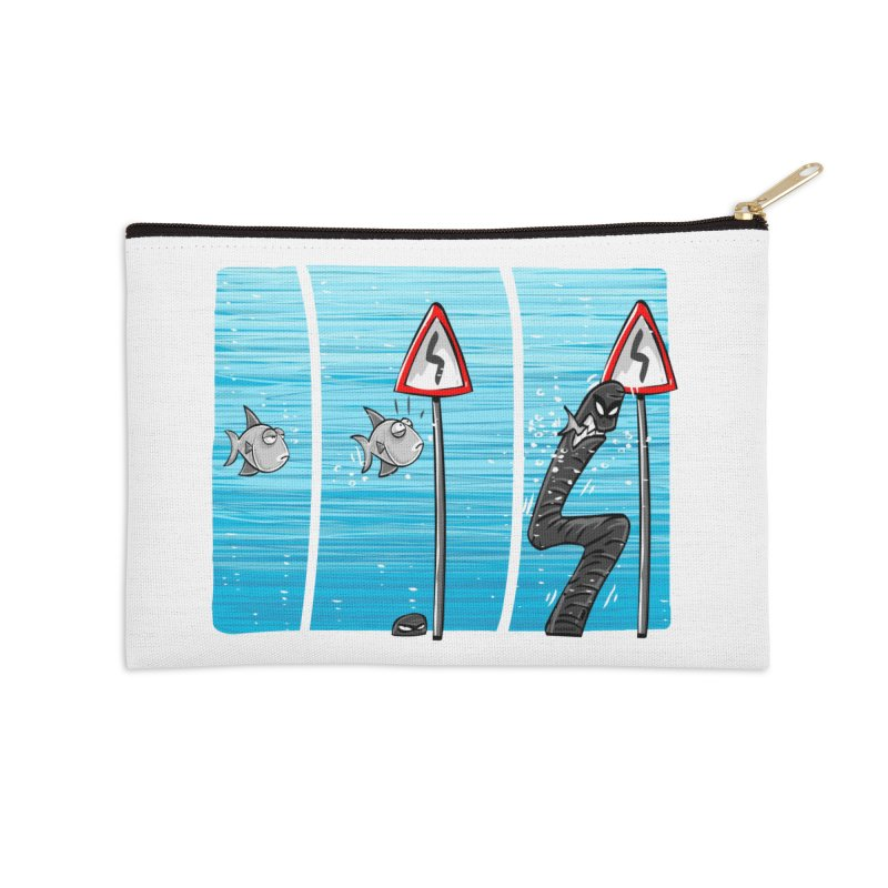 good rails Accessories Zip Pouch by phermad's Shop