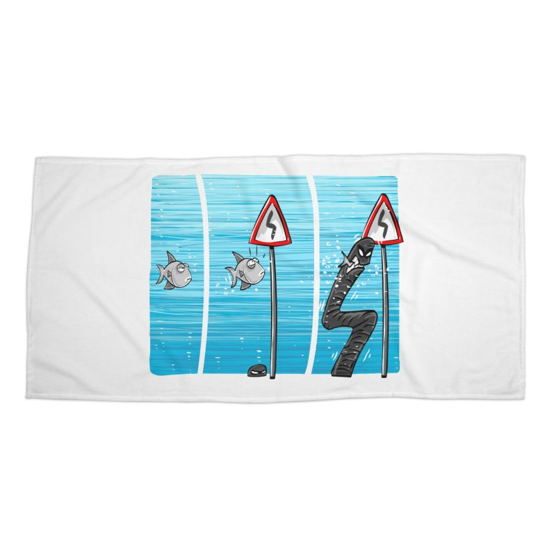 good rails Accessories Beach Towel by phermad's Shop