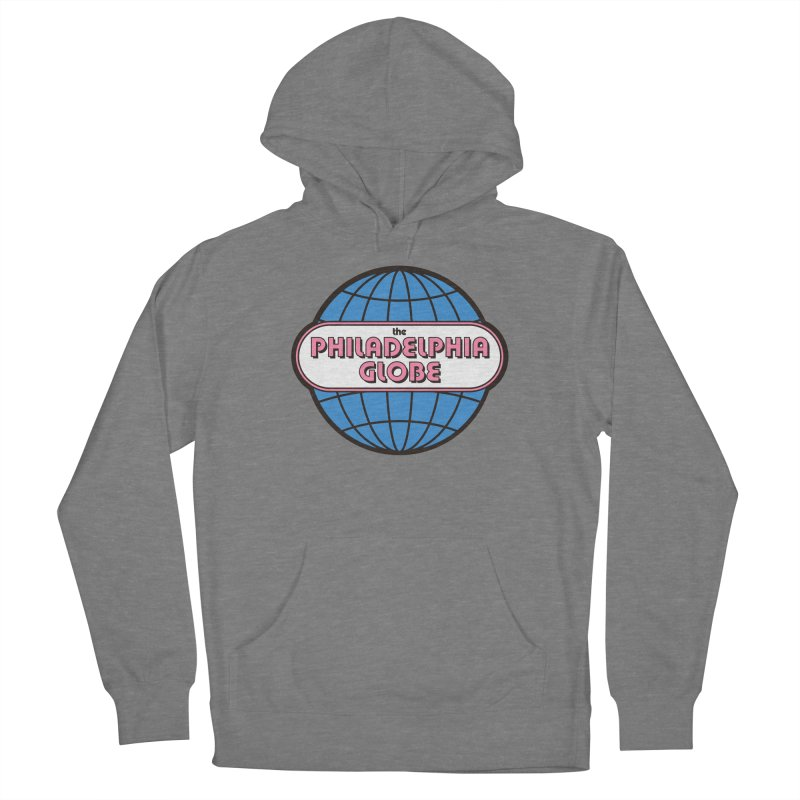 Phila Globe Women's Tops Women's Pullover Hoody by Phila Globe Merch Shop