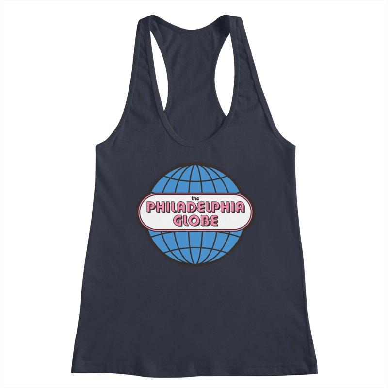 Phila Globe Women's Tops Women's Tank by Phila Globe Merch Shop