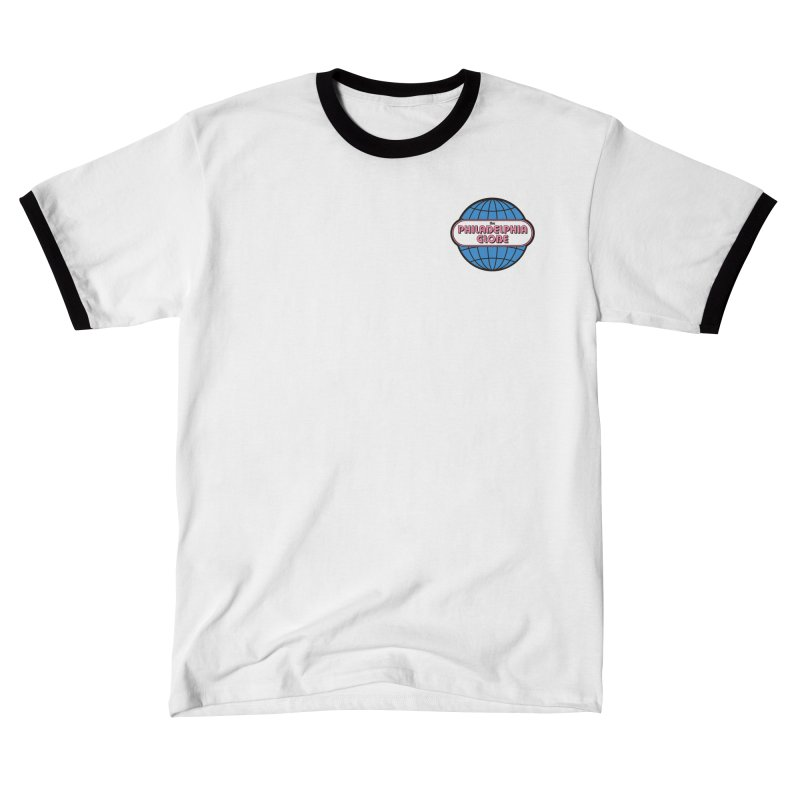 Small Logo Men's T-Shirt by Phila Globe Merch Shop