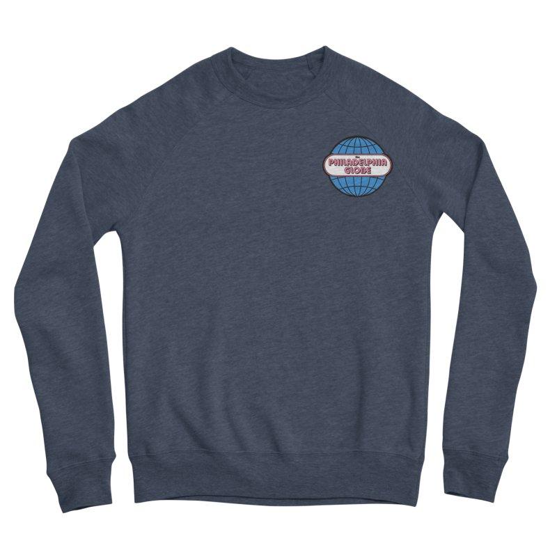 Small Logo Men's Sweatshirt by Phila Globe Merch Shop