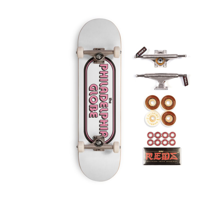 Skateboard Accessories Skateboard by Phila Globe Merch Shop