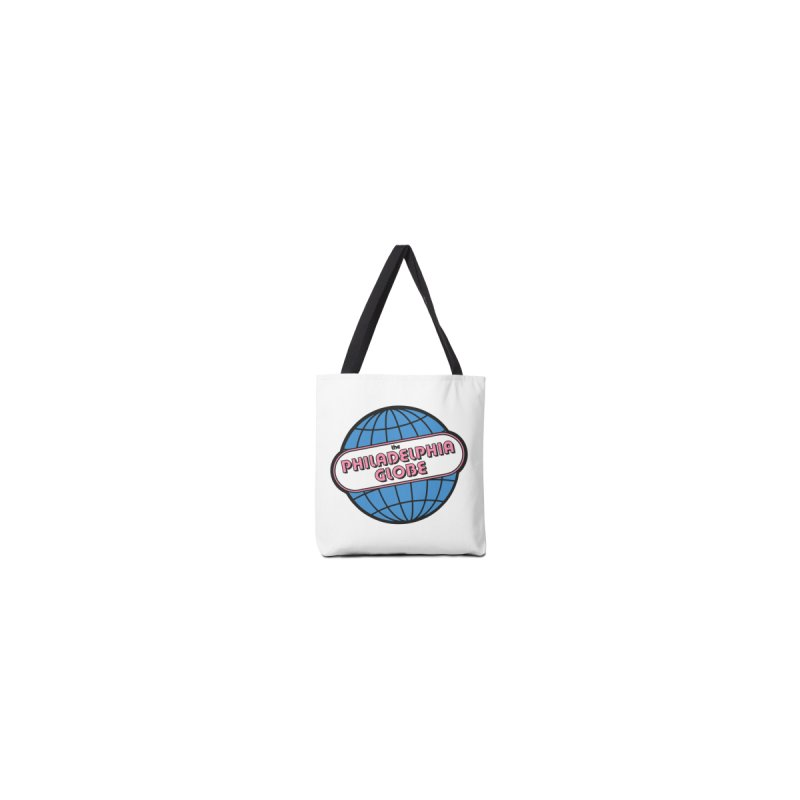 Phila Globe Tote Bag Accessories Bag by Phila Globe Merch Shop