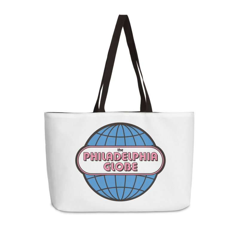 Weekender Bag Accessories Bag by Phila Globe Merch Shop