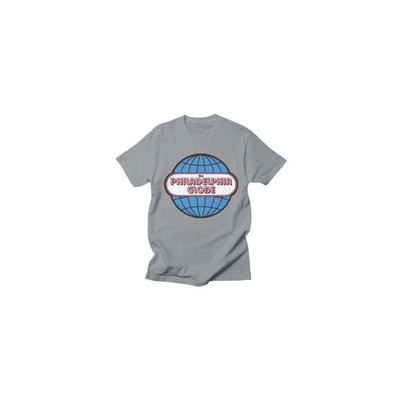 Men's Shirts Men's V-Neck by Phila Globe Merch Shop