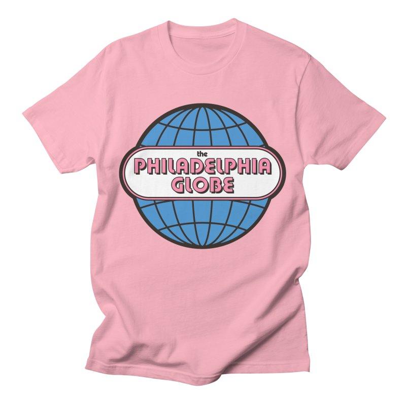 Men's Shirts Men's T-Shirt by Phila Globe Merch Shop