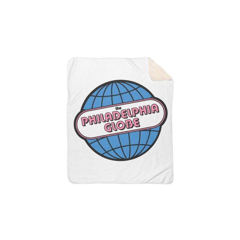 The Philadelphia Globe Blankets Home Blanket by Phila Globe Merch Shop