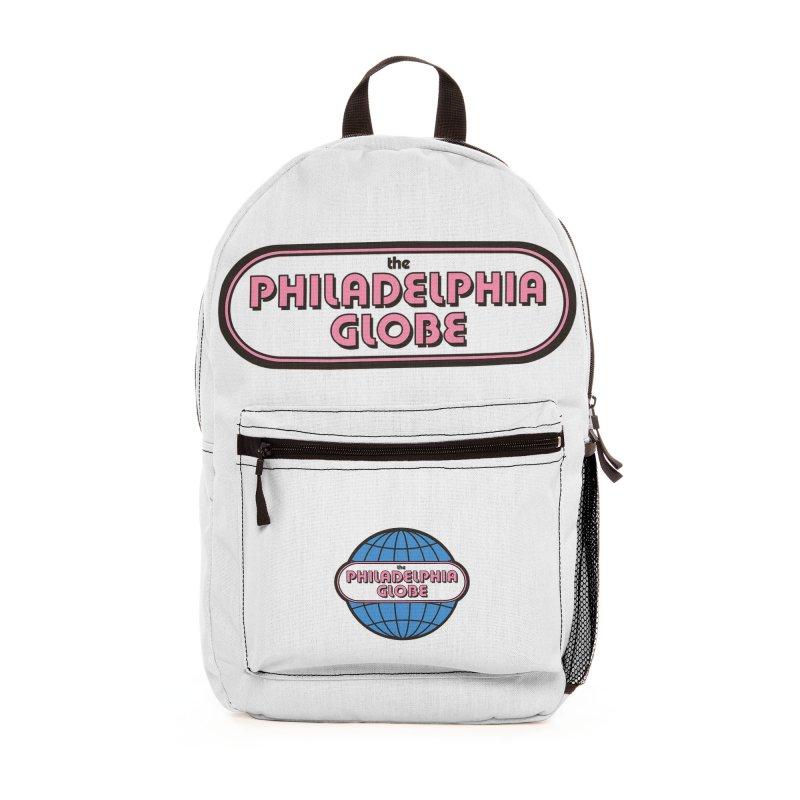 Phila Globe Backpack Accessories Bag by Phila Globe Merch Shop