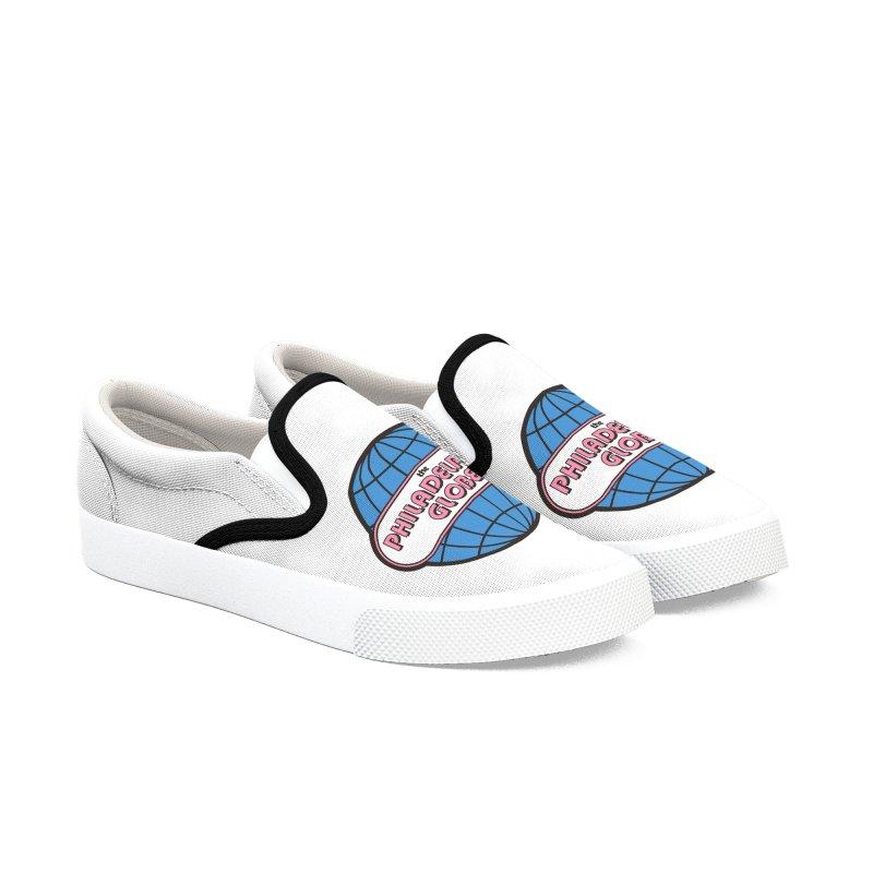 Men's Slip-On Shoe Men's Shoes by Phila Globe Merch Shop