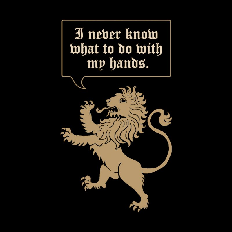 Lion Rampant Problems by Phildesignart