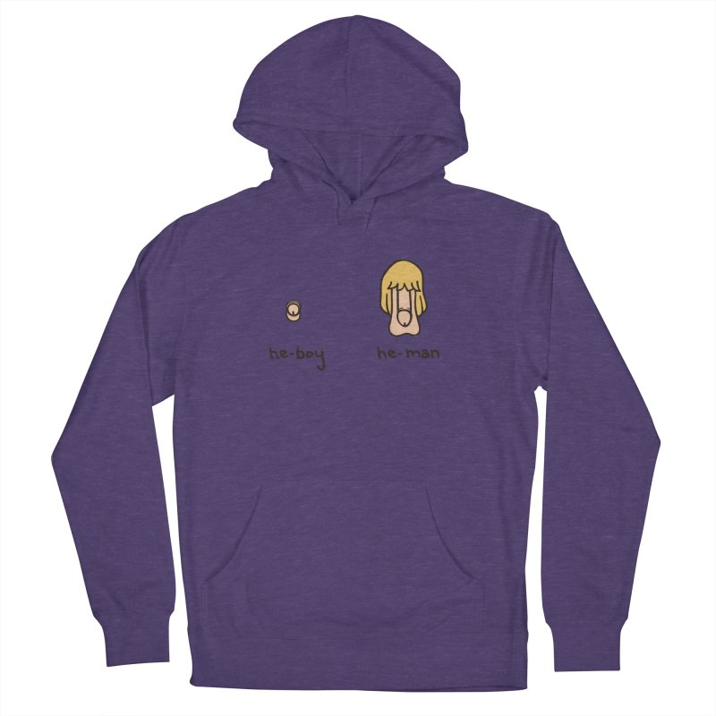 Becoming A He-Man Men's Pullover Hoody by phildesignart's Artist Shop