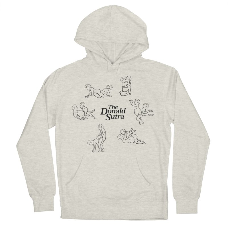 The Donald Sutra Men's Pullover Hoody by phildesignart's Artist Shop
