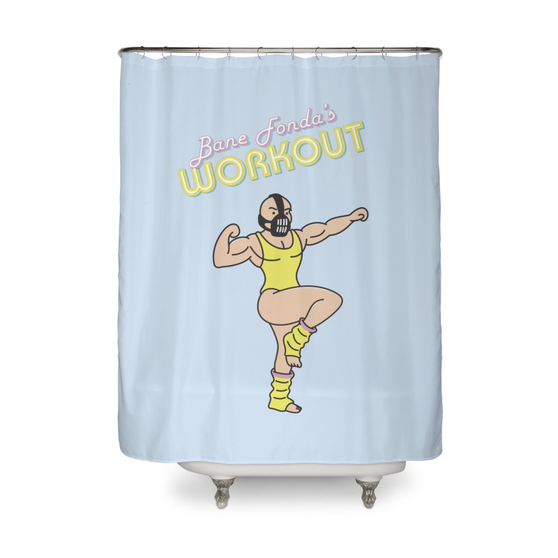 Bane Fonda Home Shower Curtain by phildesignart's Artist Shop