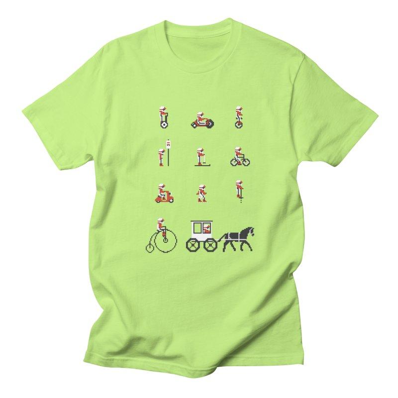 Not As Exciting Men's Regular T-Shirt by Phildesignart
