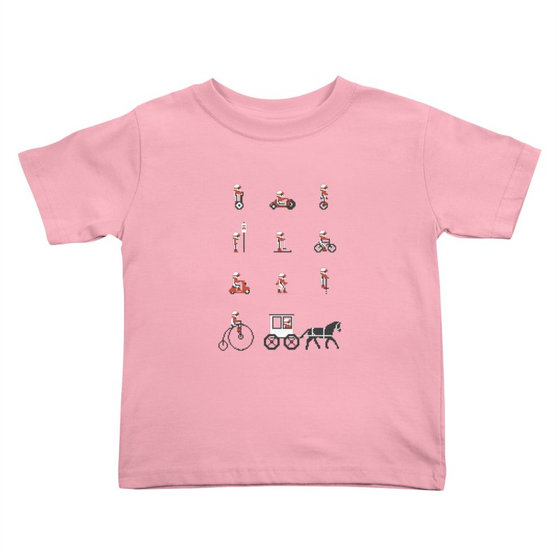 Not As Exciting Kids Toddler T-Shirt by phildesignart's Artist Shop