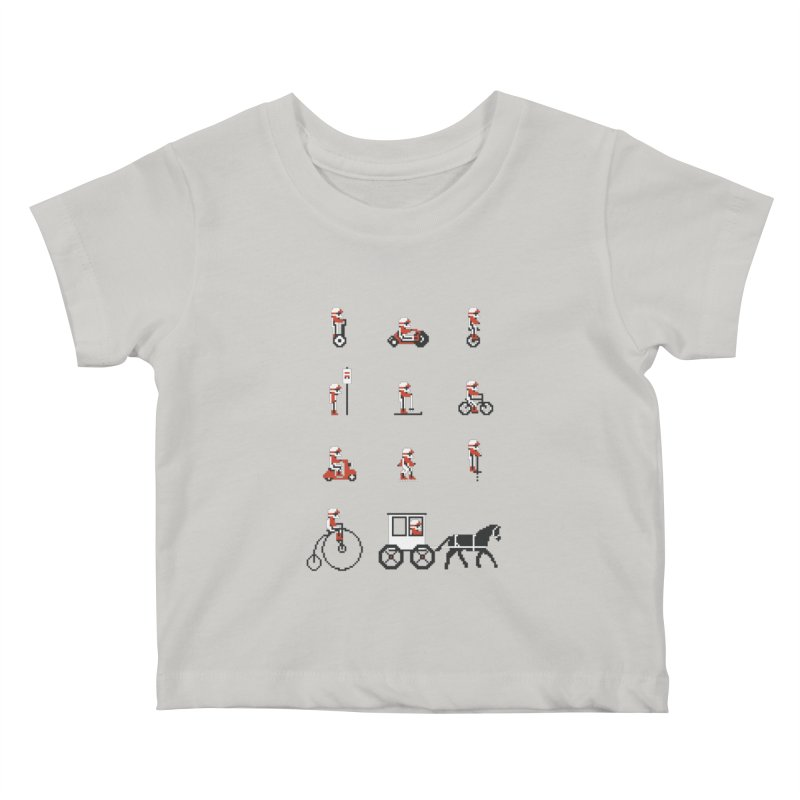Not As Exciting Kids Baby T-Shirt by phildesignart's Artist Shop