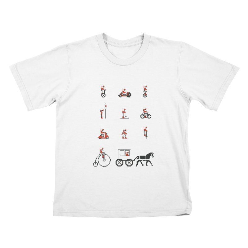 Not As Exciting Kids T-shirt by phildesignart's Artist Shop