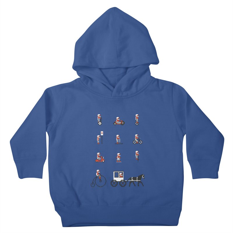 Not As Exciting Kids Toddler Pullover Hoody by phildesignart's Artist Shop