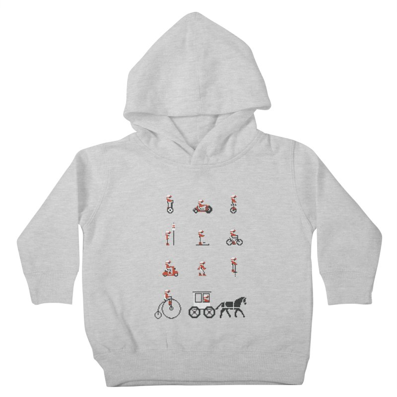 Not As Exciting Kids Toddler Pullover Hoody by Phildesignart