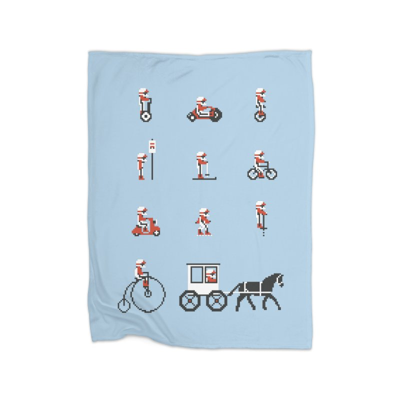 Not As Exciting Home Blanket by phildesignart's Artist Shop