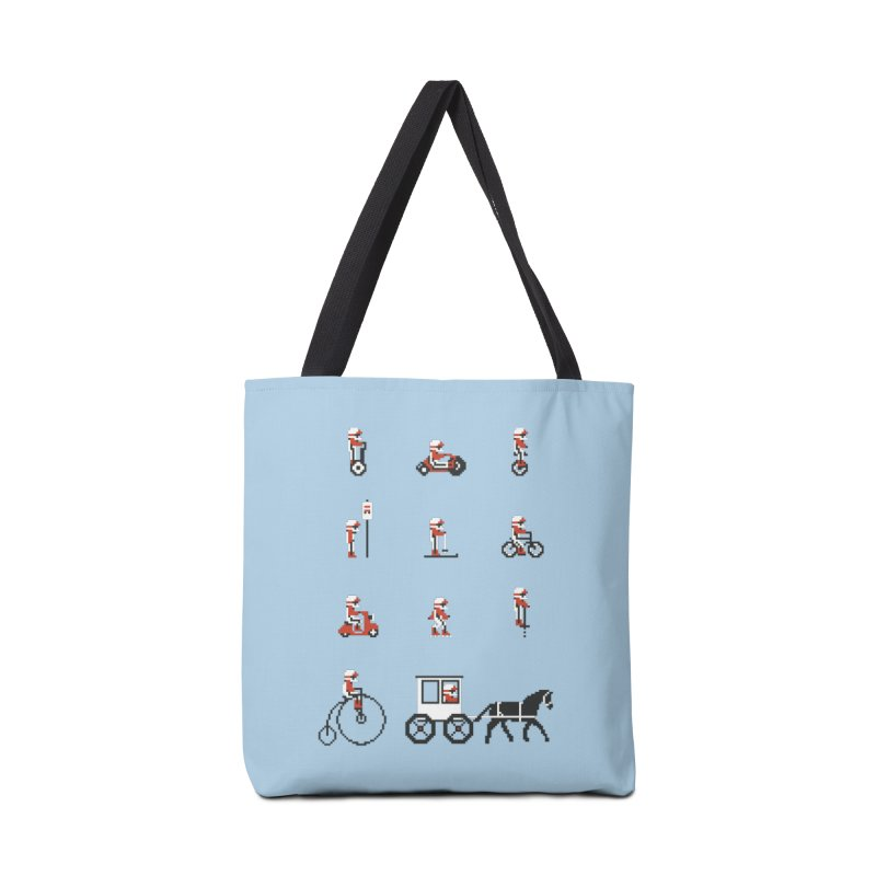Not As Exciting Accessories Bag by Phildesignart