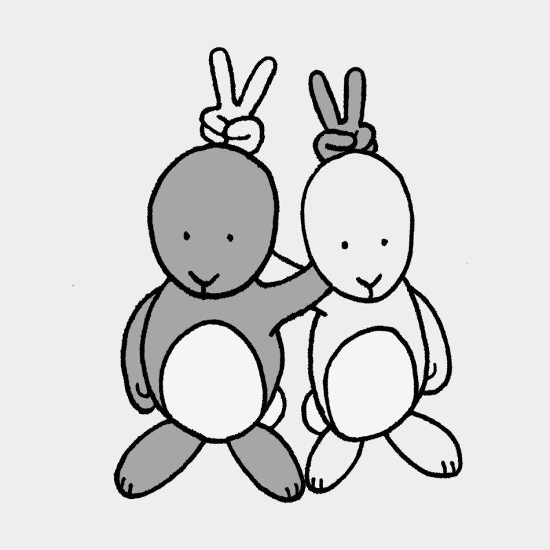 Bunny Ears by phildesignart's Artist Shop