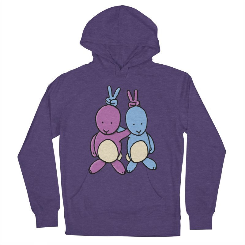 Bunny Ears Men's Pullover Hoody by phildesignart's Artist Shop