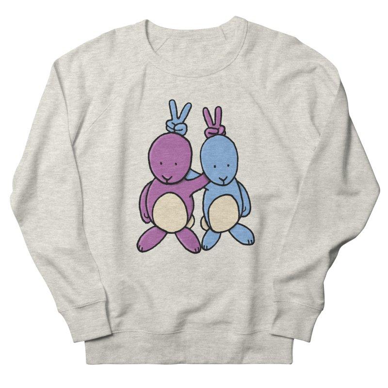 Bunny Ears Women's Sweatshirt by Phildesignart