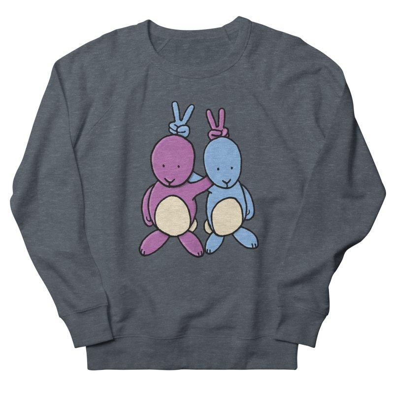 Bunny Ears Men's Sweatshirt by phildesignart's Artist Shop