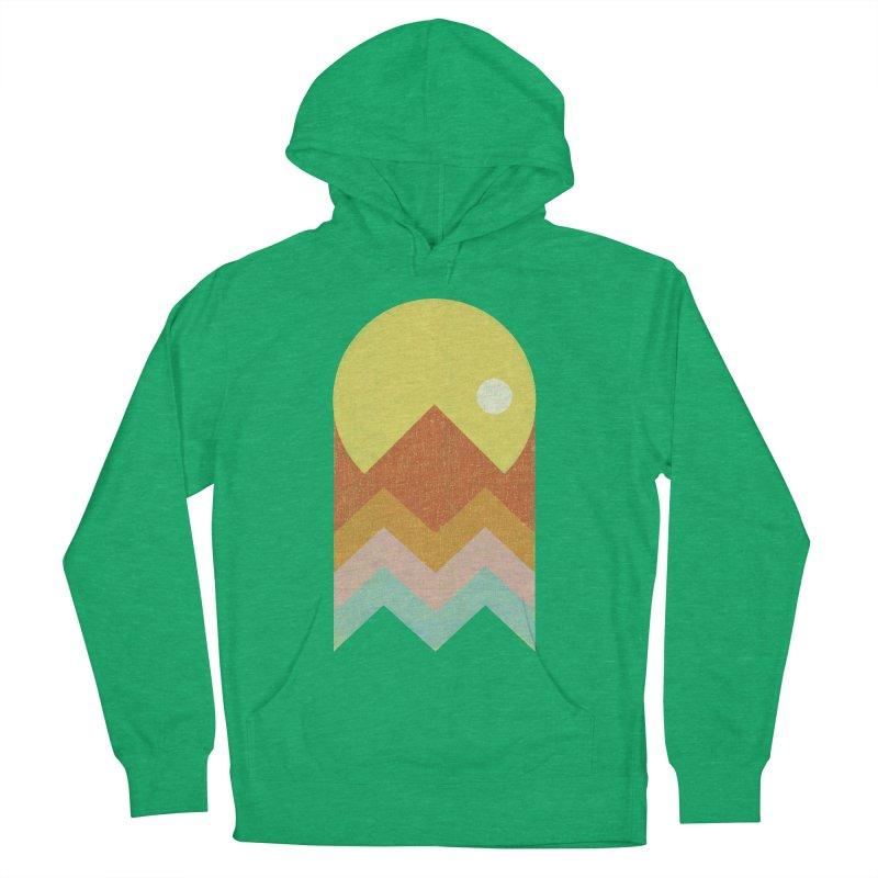 Amazeing Sunset Women's Pullover Hoody by phildesignart's Artist Shop