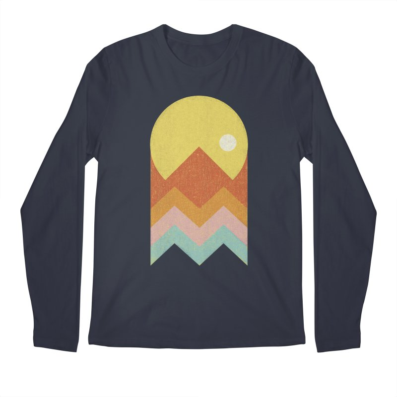 Amazeing Sunset Men's Regular Longsleeve T-Shirt by Phildesignart